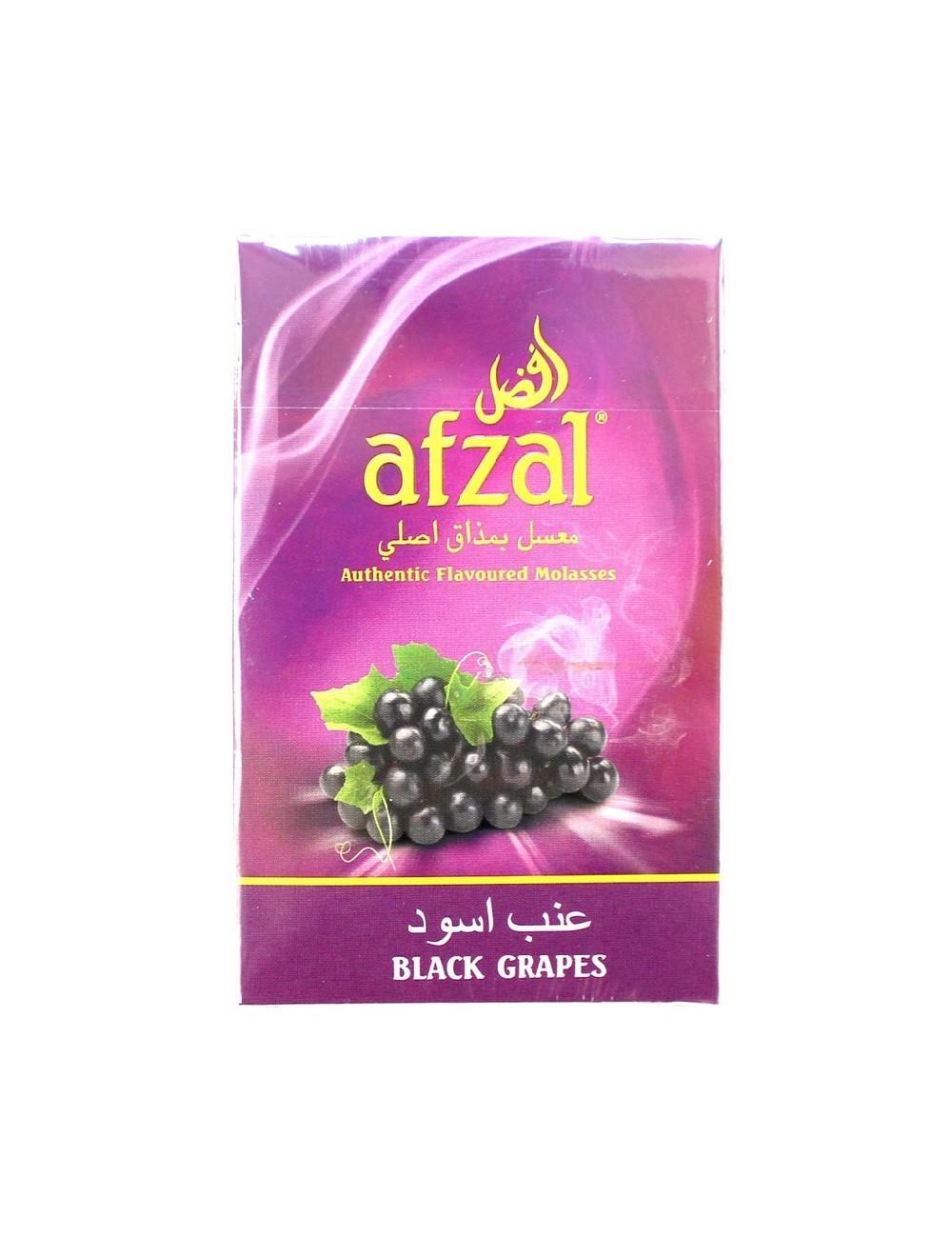 Black grapes