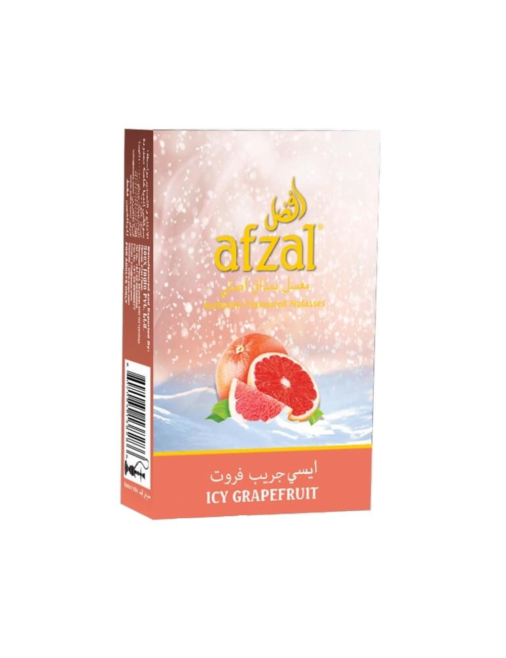 Icy grapefruit