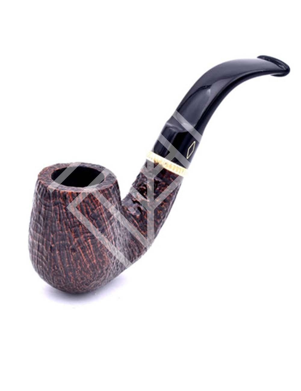 Pipa Brebbia FIRST SANDBLASTED 6007