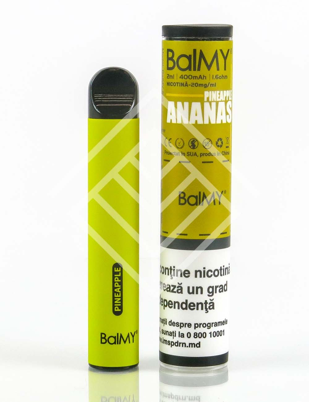 BalMY500 Pineapple