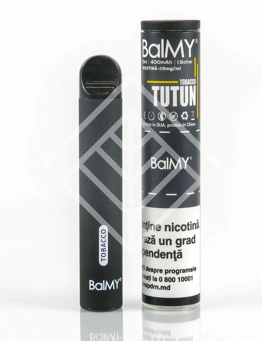 BalMY500 Tabacco