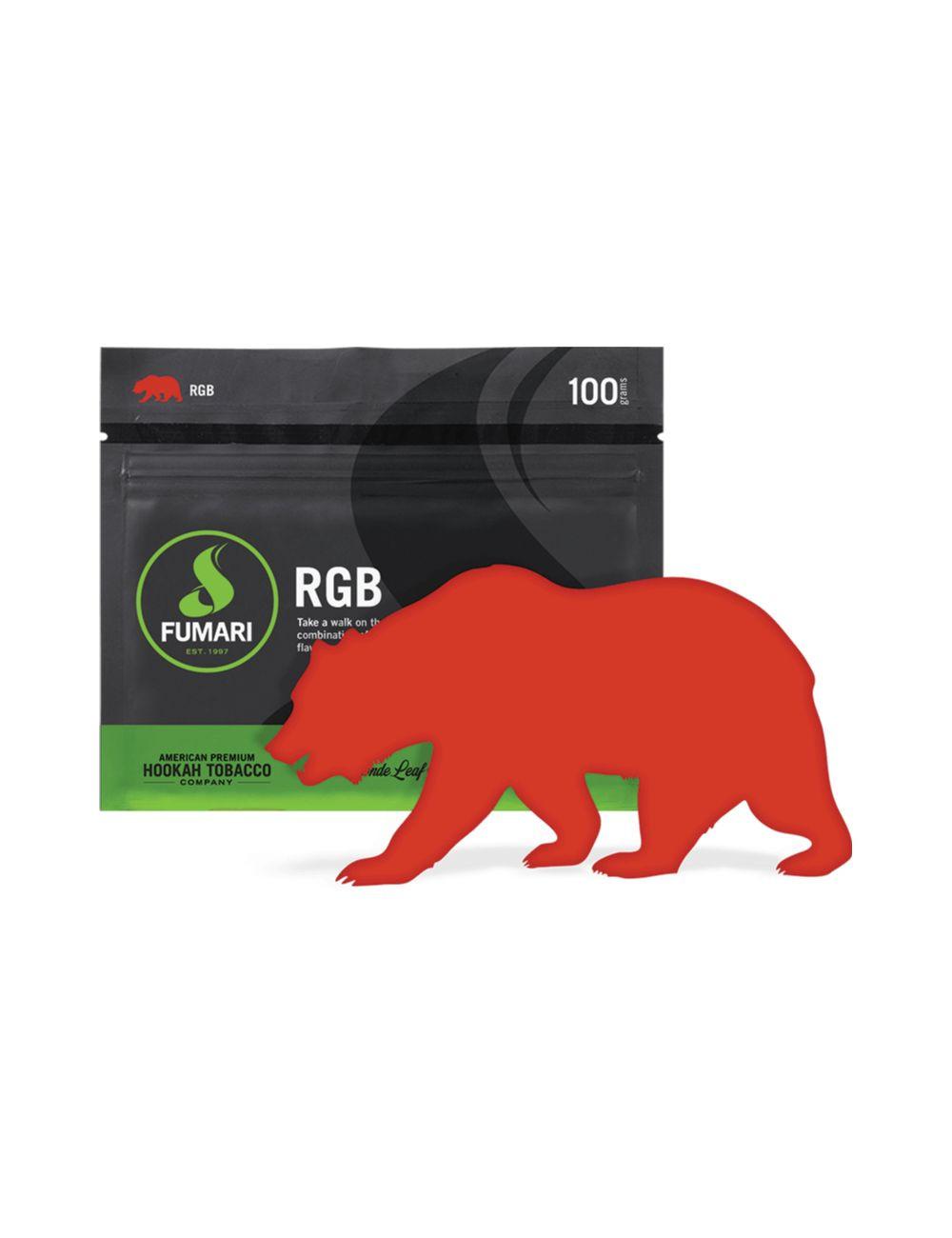 Ursuleți de marmeladă roșii