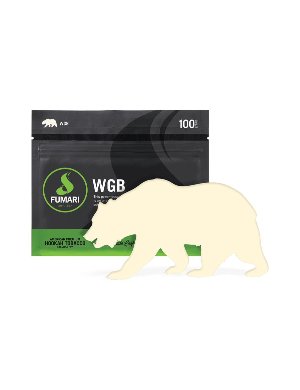 Ursuleți de marmeladă albi