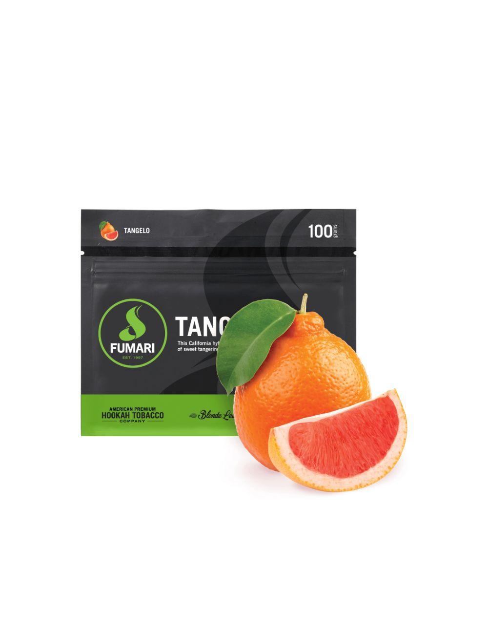 Grapefruit și mandarină